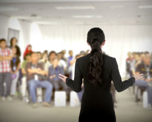 Individual Presentation Coaching