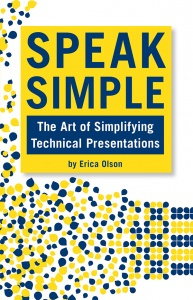Speak Simple presentation book